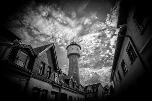 Plankstadt … mit dem Wasserturm